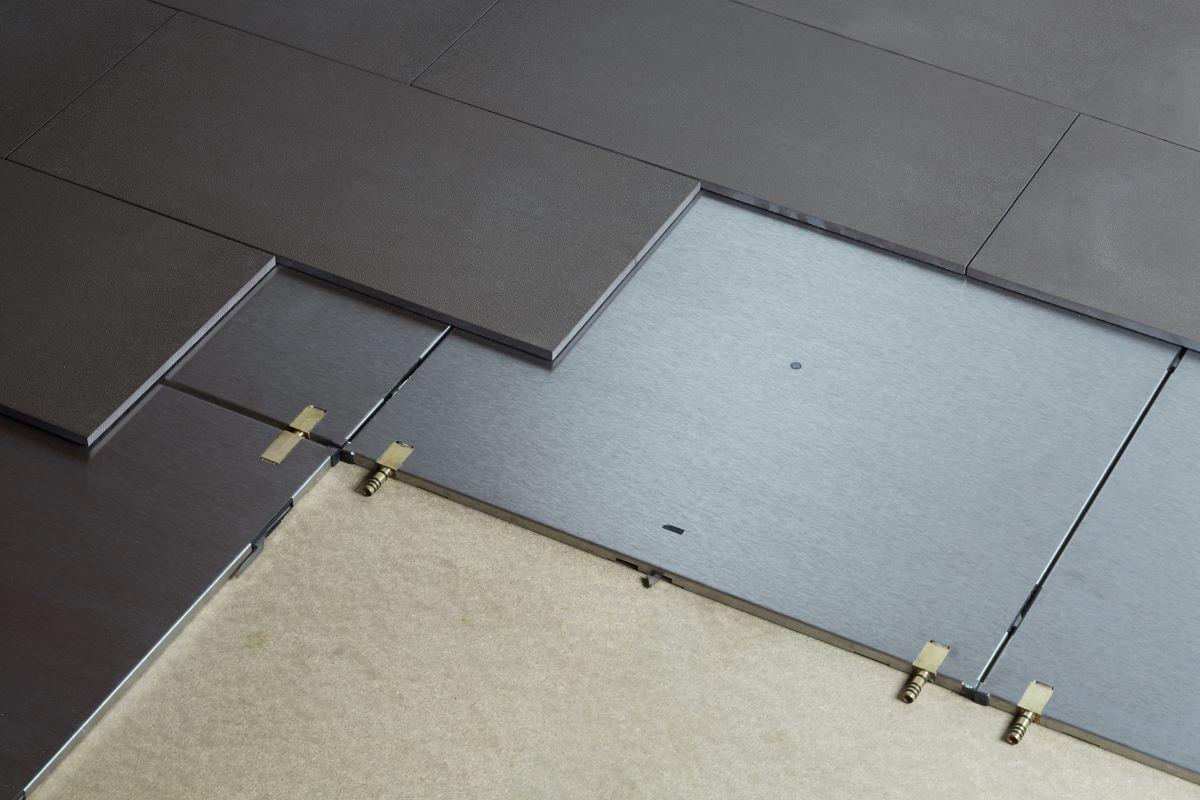 Massetto Per Pavimento Riscaldato novità heatile, il riscaldamento a pavimento diventa smart