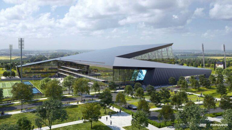 Carolina Panthers Headquarter